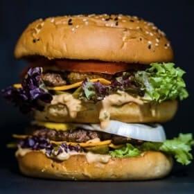 hamburgerová restaurace